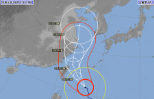 台風9号、8日は宮古・石垣・下地島・多良間・与那国が全便欠航