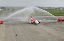 エアアジア・ジャパン、仙台就航 中部から1日2往復
