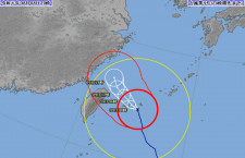 台風9号、9日は沖縄離島・台北便が一部欠航