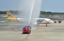 クラークから首都圏へ初就航 セブパシフィック航空、成田へ週4往復