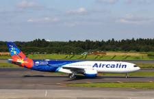 JALとエアカラン、コードシェア12月開始 A330neoでニューカレドニアへ