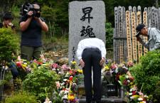日航機事故から34年、赤坂社長「飲酒問題は痛恨の不祥事」