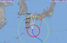 台風10号、15日は欠航370便超 西日本中心に