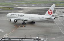 JAL、機内アルコール消毒の路線拡大 香港とソウル、釜山