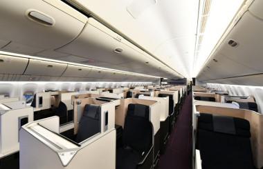 JAL 777-300ERビジネスクラス新内装の写真特集が1位 先週の注目記事19年9月8日-14日