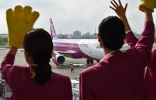 ピーチ、成田-札幌再就航 バニラ移管、1日6往復