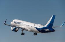 クウェート航空、A320neo初号機受領