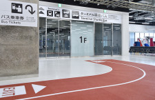 成田空港、3タミ到着ロビー拡張 動線分離で混雑緩和