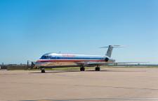 アメリカン航空、MD-80全機退役 ニューメキシコで余生