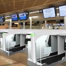 ANA、成田国際線で自動手荷物預け機 17日から