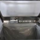 関空、ゴミ箱センサー実証実験 あふれる前に回収