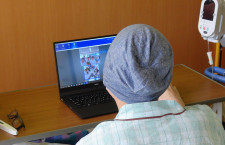 ANA、アバターで病院から部活動参加 大分で実証実験