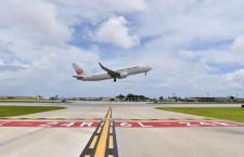 グアムで737実機訓練 特集・JALパイロット自社養成再開から5年(4)