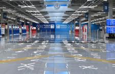 中部空港、ターミナル内の営業時間短縮 LCC用T2は一時閉館