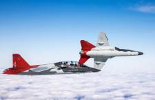 米空軍、新練習機T-7Aレッドホークに T-X命名、教官席高く教えやすく