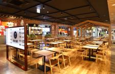 旭川空港、フードコート「そらいち」 20日オープン、ラーメンなど8店舗
