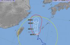 台風17号、21日は欠航180便超 沖縄・鹿児島発着便