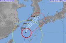 台風17号、22日は九州中心に200便超欠航 21日欠航は360便超える