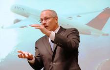 デルタ航空、羽田一本化「都心に近い。それが利用者の声」 成田撤退で