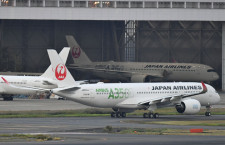 エアバス納入182機、受注90機 19年7-9月期、JALへA350を2機