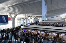 日本空港ビル、19年4-9月期営業益13.9%減 通期利益は上方修正