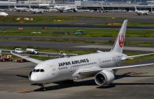 JAL、羽田-モスクワ4月就航へ ホノルル増便、週2往復に