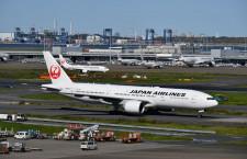 JAL、11月の国内線利用率66.6% 国際線18.9%