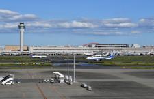 羽田空港、利用者2.5%減725万人 国際線は3.2%増156万人 19年11月