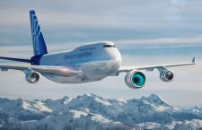 ロールスロイス、カンタス747を飛行試験機に 次世代エンジン開発