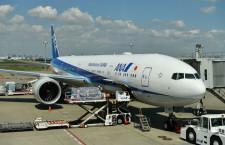 """ANA、4月も""""機内レストラン"""" 羽田駐機中777で22回、ファーストとビジネス"""