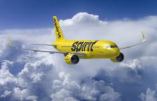 スピリット航空、A320neoファミリー最大100機発注へ