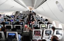 JAL、787国内線仕様機が就航 羽田-伊丹線、12月から福岡も