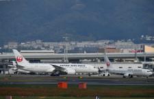 JAL、国内線566便追加減便 12日から59路線1300便超影響