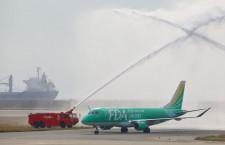 FDA、神戸2路線開設 初の関西圏就航、出雲と松本へ
