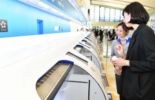 ANA、那覇空港に自動手荷物預け機導入 待ち時間短縮、カウンター刷新