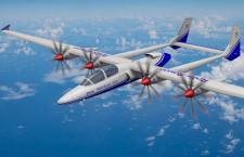 ロールスロイス、新型ハイブリッド電気実証機開発へ 21年初飛行目指す