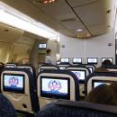 疲れにくい画面付き普通席 搭乗記・ANA 777国内線新仕様機(前編)
