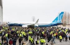 ボーイング、737 MAX 10ロールアウト 20年初飛行へ