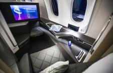 ブリティッシュエア、787-10を20年1月初受領 ファーストやドア付きビジネスクラス