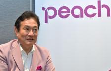 井上CEO「台湾では『勝手知ったる日本』」特集・福岡拠点化で変化するピーチの日台戦略