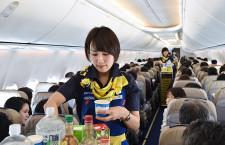 サイパンへの日本人客復権なるか 特集・スカイマーク初便に乗ってみた