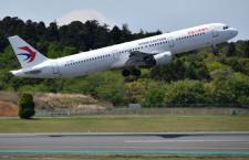 中国東方航空、成田路線1月から拡大