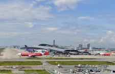 関空、総旅客数2%増260万人 20年1月