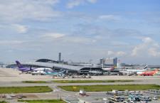 関空、7月の旅客39%増28万人 19年比90%減