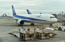 武漢チャーター、ANAの767で206人羽田到着