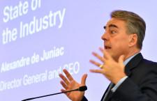 IATA、世界航空各社の2020年純利益13.1%増293億ドル ジュニアック事務総長「今年は経済循環の底」