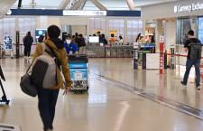 関空、20年3月訪日客93%減 総旅客79%減61万人