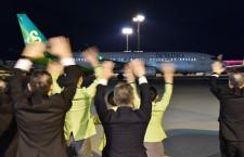 春秋航空日本、成田-上海就航 シャトル2便目、春節臨時便も