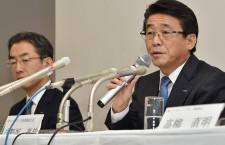 ANA、737MAX計画変更せず 片野坂社長「ほとんど発注に近い」