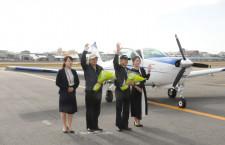"""""""空飛ぶシーラカンス""""植野さん、76歳で飛行3万時間達成 元ANAグループ機長"""